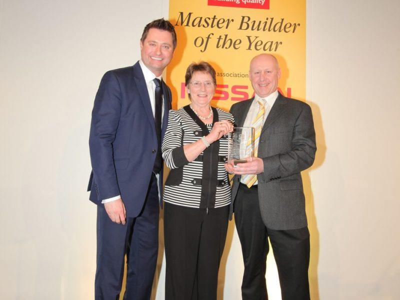 Moffitt and Robinson receive top UK award